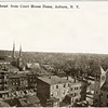 Looking Southeast from Court House Dome, Auburn, NY. (Photo ID: 50382)