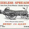 Peerless Spreader, Henry and Allen, Auburn, NY. (Photo ID: 41110 a)