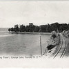 Long Point, Cayuga Lake, Aurora, NY. (Photo ID: 47762)
