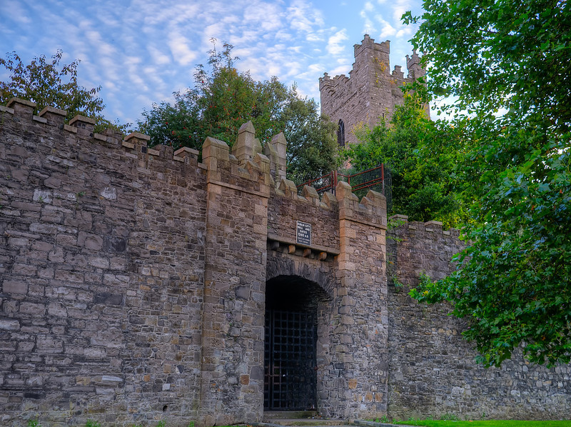 Dublin City Walls