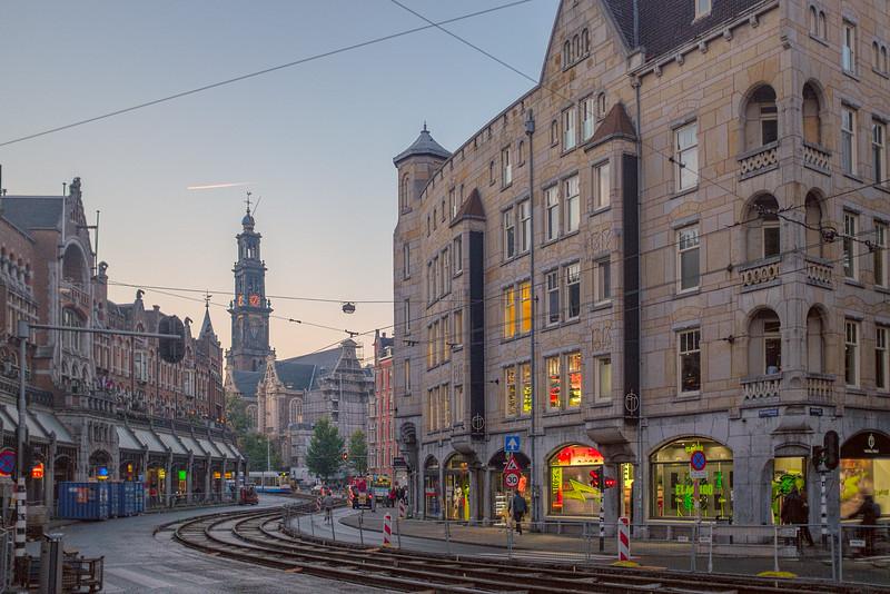 Amsterdam Dusk