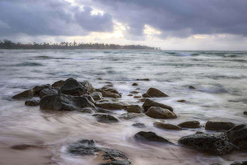 Wailua from Lydgate Beach