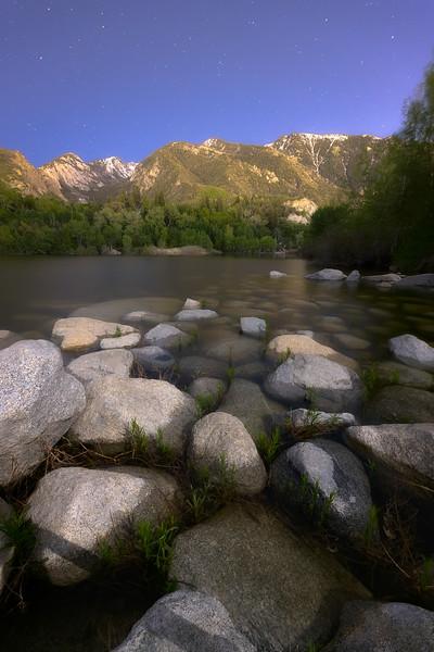 Lower Bell Canyon Reservoir
