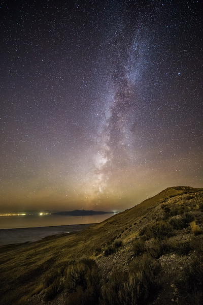 Milky Way From Buffalo Point