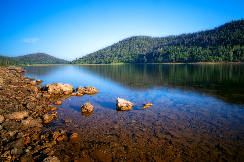 Navajo Lake Morning