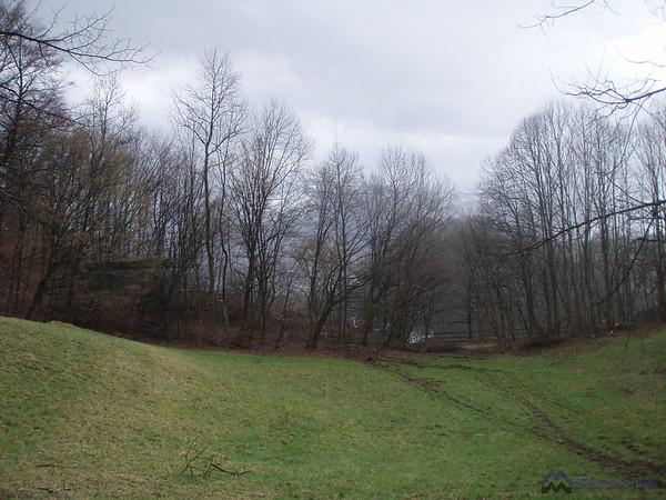 Walk along the Moenchs Berg