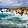 Cape Greco Sea Caves, Cyprus