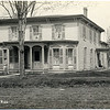 Mrs. Avery's residence, Main St. Genoa. Mrs. Edna Guard used to live here. (Scan ID: 29922)