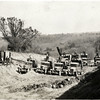 1931 Little Hollow road work, Genoa, NY. (Photo ID: 28589)