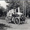 Floyd Hoxie. Old truck/car-delivery, comerical vehicle. Genoa, NY. (Photo ID: 27969)