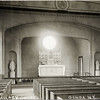 Interior of St. Hillary Church, Genoa, NY. (Photo ID: 28973)