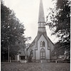Genoa Baptist Church on the West side of Academy Street. (Photo ID: 27941)
