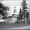 Genoa Universalist Church on Main St. looking north. (Photo ID: 38786)