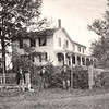 Reeves house at forks of the creek, Genoa, NY. (Photo ID: 28050)