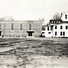 The back of Genoa School. (Photo ID: 30916)