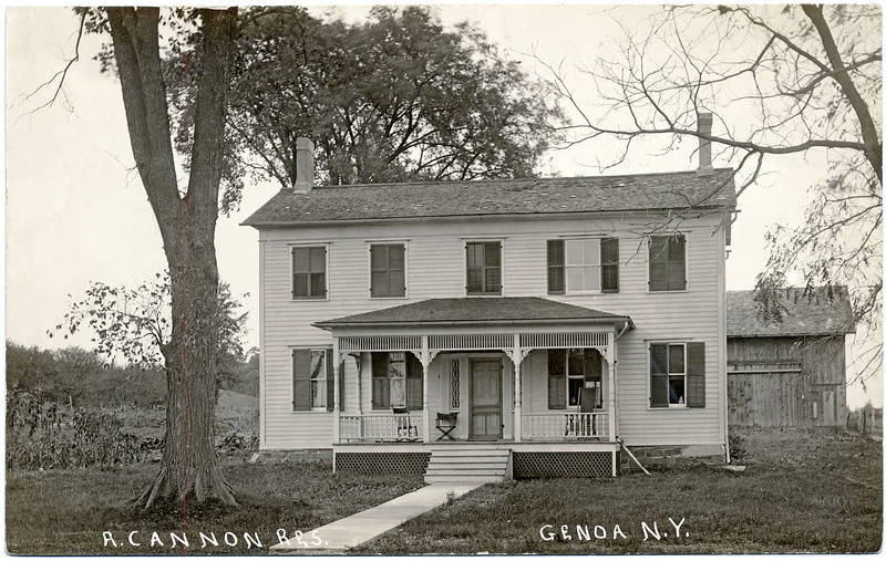 A. Cannon Res. Main St. Genoa (Scan ID 27954)