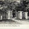 Entrance Gate, West Genoa Cemetery, King Ferry, NY. (Photo ID: 29910)