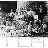 #1 Henry Fallon, Tracy Tuttle, Milo Atwater, Margaret Murray Tyrrell, Marion Atwater Bradley, Eva McCormick Fox, Edna Smith Hand, Catherine Murray Dempsey, Fred Shaw, Archibald Bradley, Charles Ford, Florence Dates, (Teacher),Adelaide Krotts,(Teacher), Julian Corey, Leslie Ford, Mary Smith Cook, Sarah Smith Cabillos, Theresa Herron Desmond, Jennie Ford Atwater, Susie Atwater, Mary Mulvaney, Ellen Murray Hagin, Anna Murray, Madeline McCormick Sparks, Kathleen McCormick Fessenden, Ruth Bradley Tuttle, Ruth Ford Protts, Eugene P. Bradley, Samual D. Fessenden, Leslie D. Tuttle, Elizabeth Avery, Regina Herron Souhan, Carmen Hatch Byrne, Jane McCormick Tuttle, Harold Herron, Henry Mulvaney, Lee V. Holland, William Shaw, Alexander Rapp (Scan ID 29615)