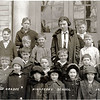 1st to 3rd grades, King Ferry School, 1923-1924. (Photo ID: 41794)