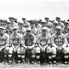 1937 King Ferry Little Giants. First Row: Rober Bradley, Harry Dempsey, Joe Bickel, Henry Bradley, Ray Cromwell, Orin May. Second Row: Harold Morgan, Harlan Bradley Jr., Henry Dempsey, Paul Chase, Harry Lacey, John Manzari. Third Row: Lee Holland, Ken McGraw, Harlan Bradley Sr., Arthur Bradley, Ben Swayze, Jerry Mahaney. (Photo ID: 32623)