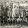 King Ferry School students, June 9, 1916. (Photo ID: 29009)