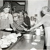 King Ferry students being served lunch in the school cafeteria. (Photo ID: 41363)