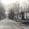 Main Street, King Ferry, looking East. (Photo ID: 28046)