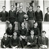 1923 - 24 King Ferry Basketball team. (Photo ID: 45270)