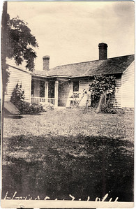 Ham Stearns home, King Ferry, NY. (Photo ID: 28053)