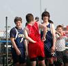 April 23, 2008<br /> 3 way track meet at Roosevelt<br /> Monticello, Indiana<br /> Klondike, East Tipp, Roosevelt
