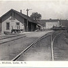 L. V. R. R. Station, Locke, NY. (Photo ID: 28016)