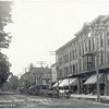 Main St. looking South, Moravia, NY. (Photo ID: 28007)