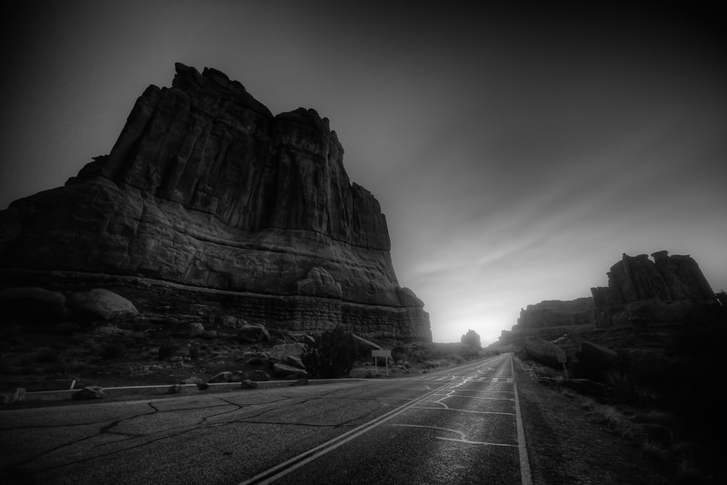 The Way Out of Arches