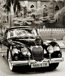 1952 Jaguar MK 120