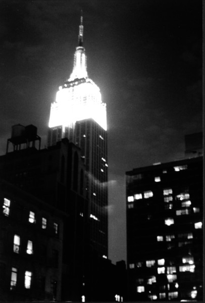 Empire State: A great place to park a dirigible