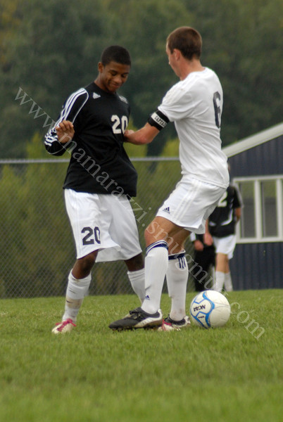 September 24, 2011<br /> High School Soccer<br /> Harrison vs Noblesville<br /> Conference Game