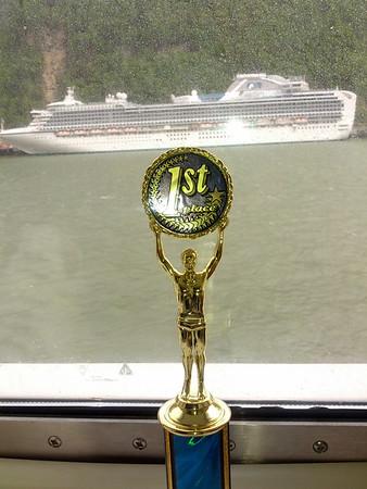 Alaska Cruise: 1st Place