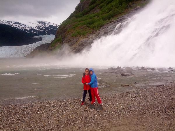 Alaska Cruise: Mendenhall Glacier