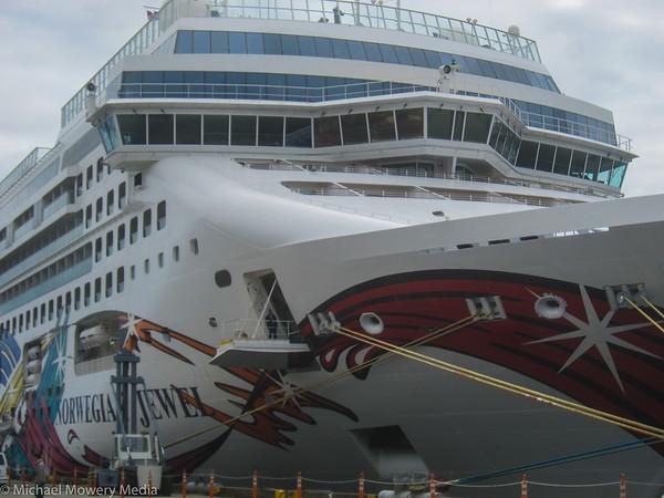 Alaska Cruise: Jewel