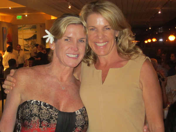 Kristin and Lisa