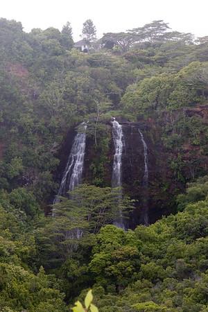 Day 16: Opaeka'a Falls