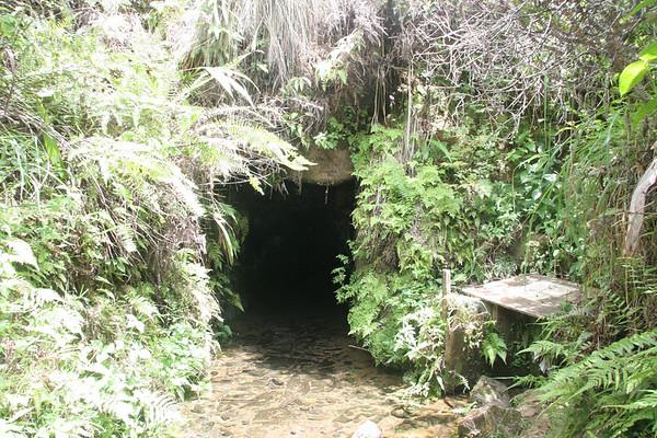 Day 16: Secret Tunnel Hike