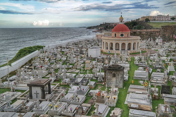 Puerto Rico: Day 8: Old San Juan