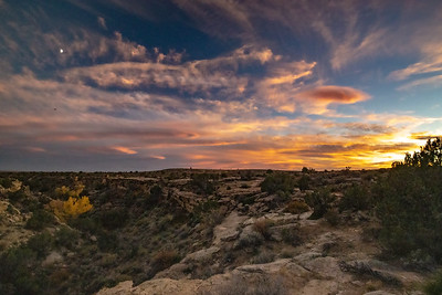Hovenweep National Monument On Saturday