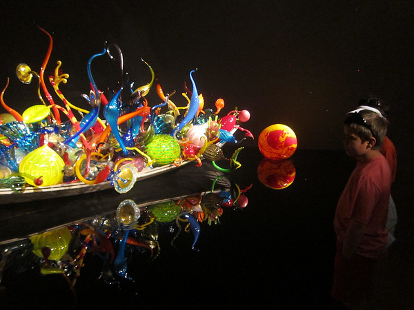 Alaska Cruise: Chihuly Garden and Glass