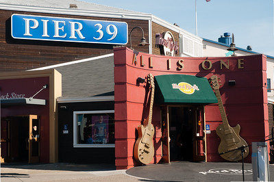 The changing face of Pier 39