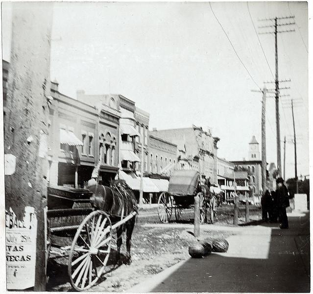 Main Street, Seneca Falls, NY. (Photo ID: 34553)