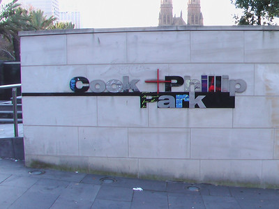 Cock and Phillip Park
