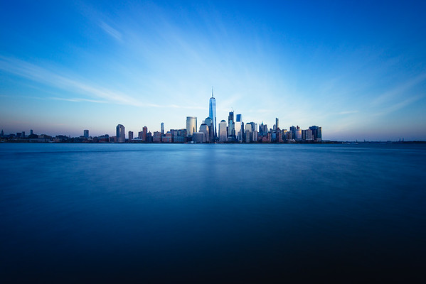 That NYC Skyline
