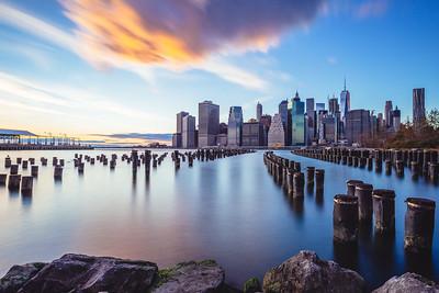 A NYC Sunset
